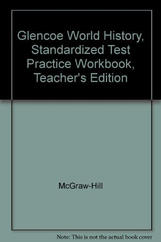 Standardized Test Skills Practice Workbook - Teacher: Spielvogel