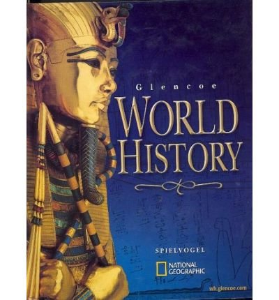9780078294501: Glencoe World History, Teaching Strategies for the World History Classroom Including Block Scheduling Pacing Guide