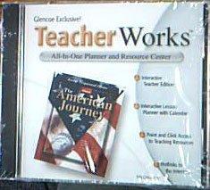 9780078295881: American Journey Teacher Works CD-Rom