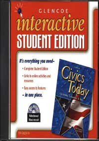 9780078296291: Civics Today Interactive Student Edition CD-ROM