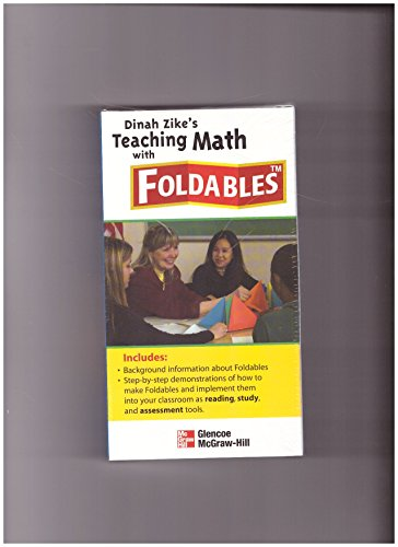 9780078296758: Dinah Zike's Teaching Math with Foldables