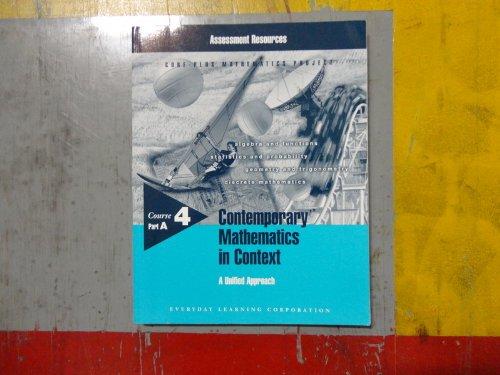 9780078297243: Contemporary Mathematics in Context