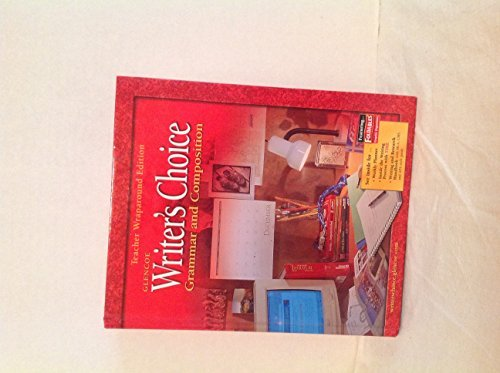 9780078298080: Writer's Choice, Grade 7, Teacher's Wraparound Edition