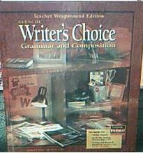 9780078298110: Writer's Choice Grammar and Composition (Grade 10) [Teacher Wraparound Edition]