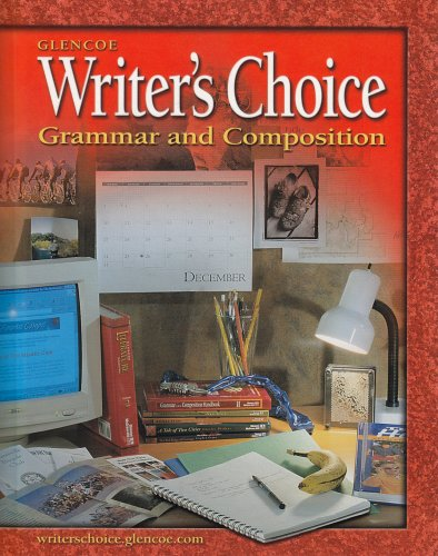 9780078298158: Writer's Choice: Grammar and Composition, Grade 7, Student Edition