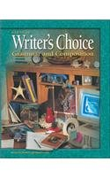 Writer's Choice: Grammar and Composition, Grade 9,: McGraw-Hill