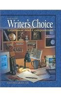 9780078298196: Writer's Choice: Grammar and Composition, Grade 11, Student Edition