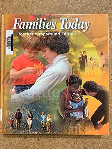 9780078298417: Glencoe, Families Today Teacher Edition, 2004 ISBN: 0078298415