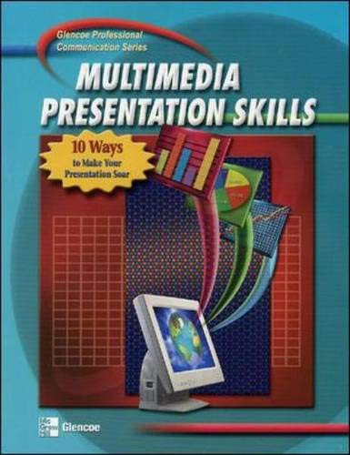 9780078298769: Professional Communication Series: Multimedia Presentation Skills, Student Edition