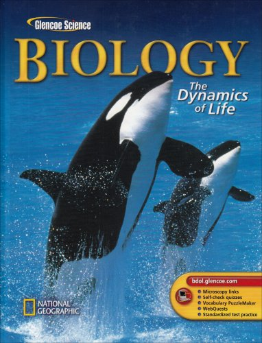 9780078299001: Biology The Dynamics Of Life