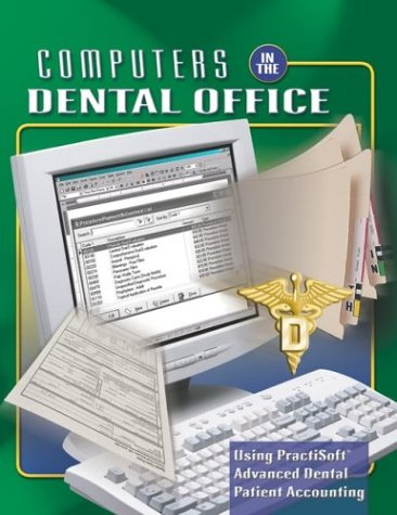 9780078299742: Computers in the Dental Office, Student Text with Data Disk