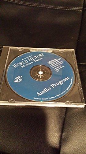 9780078300455: Glencoe World History: Modern Times, Audio Program CD