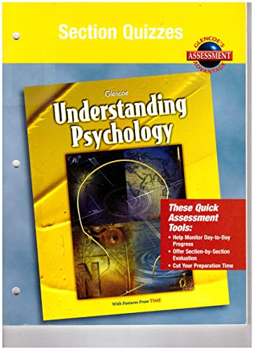 Understanding Psychology Section Quizzes: McGraw-Hill