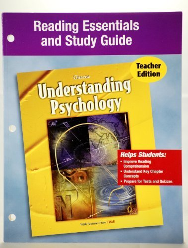 Understanding Psychology : Reading Essentials & Study: McGraw-Hill