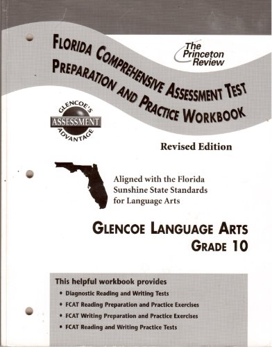 9780078304767: Glencoe Language Arts Fcat Preparation and Practice Workbook Grade 10