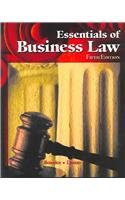 9780078305054: Essentials Of Business Law