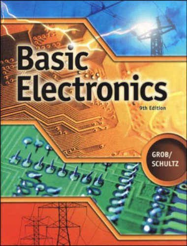 9780078306273: Basic Electronics Student Edition with Tutorial and Multisim CD 2003