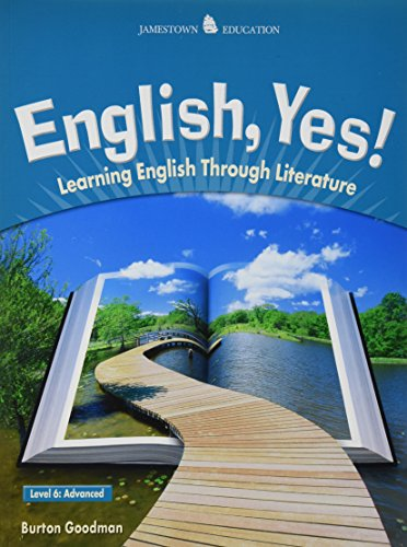 9780078311154: English, Yes! Level 6: Advanced (Learning English Through Literature)
