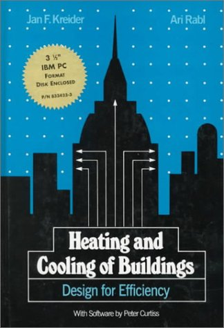 9780078347764: Heating and Cooling of Buildings: Design for Efficiency