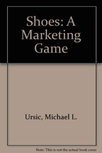 9780078374982: Shoes: A Marketing Game