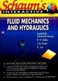 9780078427145: Fluid Mechanics and Hydraulics: Software (Schaum's Interactive Outline)