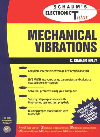9780078442667: Schaum's Interactive Outline of Mechanical Vibrations and Print Outline