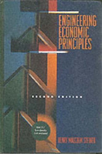 9780078443268: Engineering Economic Principles