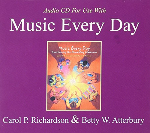 9780078449871: Audio CD for use with Music Every Day