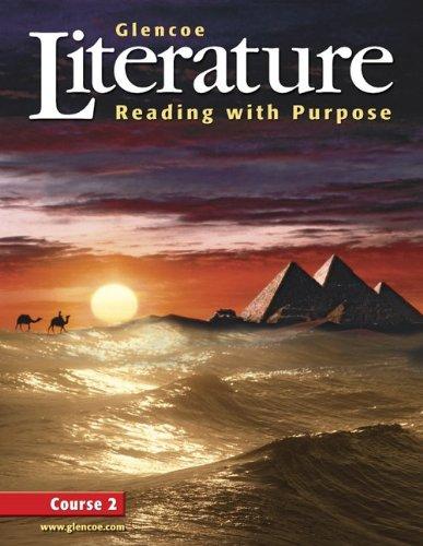 9780078454776: Glencoe Literature: Reading with Purpose, Course Two, Student Edition (GLENCOE LITERATURE GRADE 7)