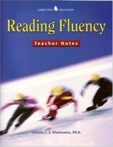 9780078457074: Reading Fluency: Teaching Notes