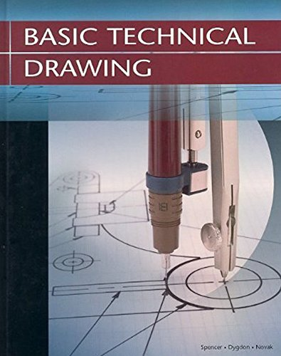 9780078457487: Basic Technical Drawing, Student Edition