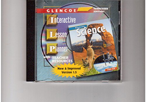 Tennessee Science, Level Red: Interactive Lesson Planner With Teacher Resources CD-ROM For WIN&#x2F...