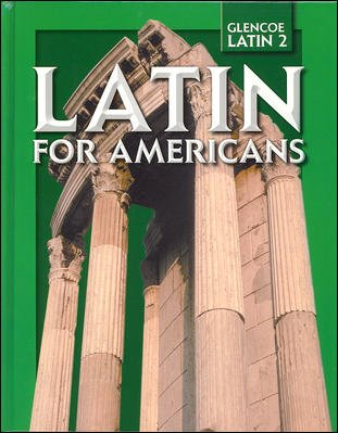 9780078457814: Latin for Americans - Latin 2 - Teacher Manual (Glencoe Latin for Americans)