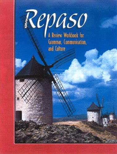 9780078460500: Repaso: A Review Workbook for Grammar, Communication, and Culture (Spanish Edition)