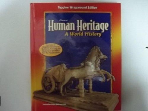 9780078462245: Human Heritage, Teacher Wraparound Edition