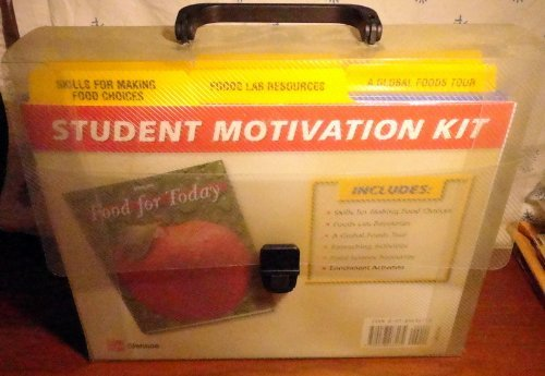 9780078463174: Foods For Today: Student Motivation Kit