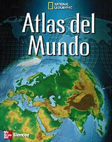 9780078465802: National Geographic Atlas Del Mundo (Spanish Edition)
