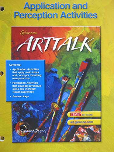 ArtTalk, Application and Perception Activities: McGraw-Hill