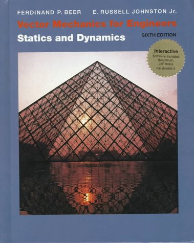 Vector Mechanics for Engineers: Statics and Dynamics (IBM Set) (9780078471292) by Ferdinand P. Beer; E. Russell Johnston