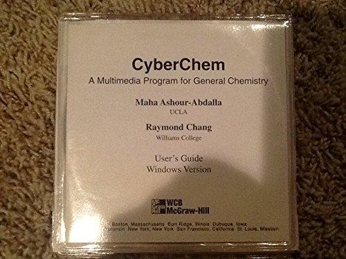 9780078477690: Cyberchem: A Multimedia Program for General Chemistry