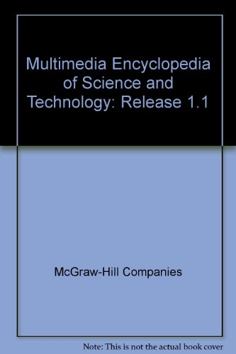 9780078527531: McGraw-Hill Multimedia Encyclopedia of Science and Technology