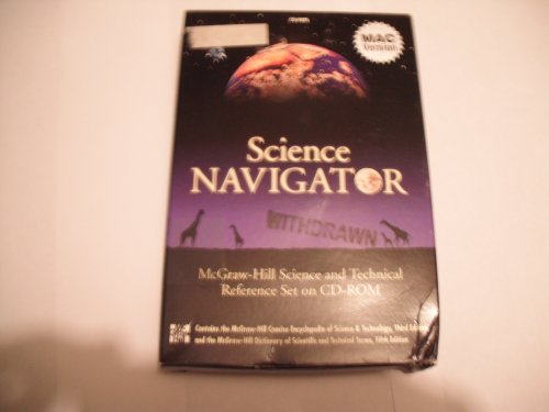 9780078527890: Science Navigator: Standalone Version (MAC)