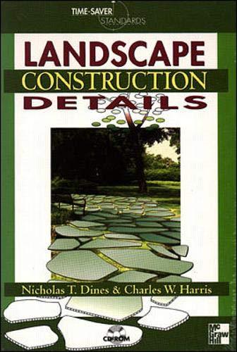 9780078530609: Time-Saver Standards for Landscape Construction Details