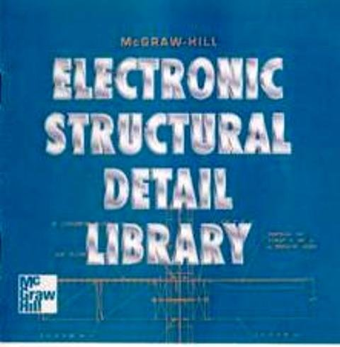 9780078531163: McG Electronic Structural Detail Library CD ROM Indiv