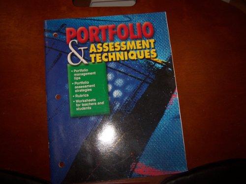 9780078600012: Portfolio & Assessment Techniques