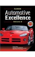 9780078600104: Automotive Excellence, Volume 2, Student Text