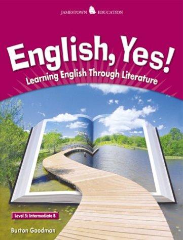 9780078600241: English, Yes! Level 5: Intermediate B
