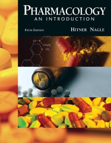 Pharmacology, An Introduction.: Hitner, Henry &