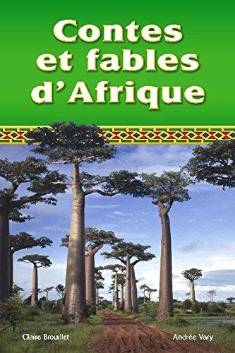 9780078600432: Contes et fables d'Afrique