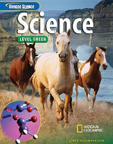 9780078600470: Glencoe Integrated iScience, Level Green, Grade 7, Student Edition (Glencoe Science: Level Green)